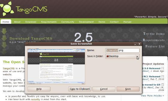 מערכת ניהול תוכן TangoCMS