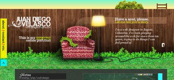 אתרים מיוחדים שנבנו באמצעות CSS