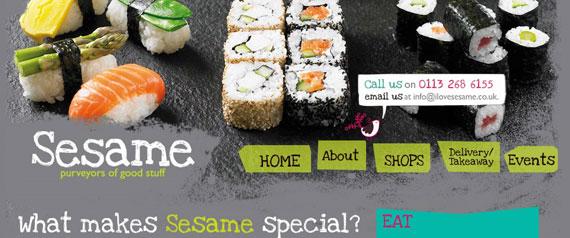 אוהבים סושי ? אתר מיוחד למסעדת סושי