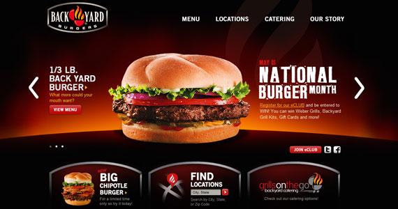 אוהבים המבורגר ? קבלו אתר של יאנג בורגר