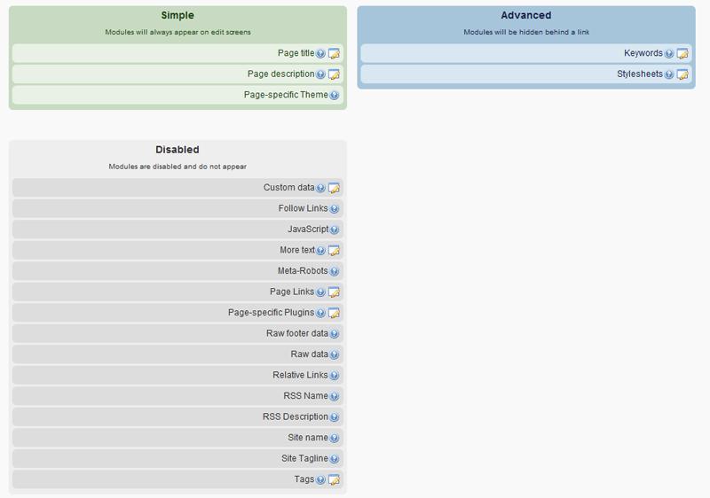 Wordpress 3.0 - תקלות בפנל ניהול - HeadSpace