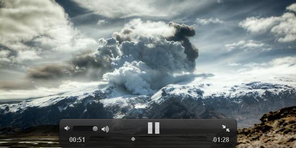 נגן וידאו ב- Html5
