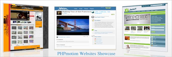 בניית אתרים של שיתוף קבצי וידאו ברשת האינטרנט