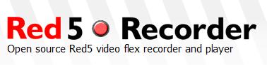 וידאו צ'אט - Red5 Recorder