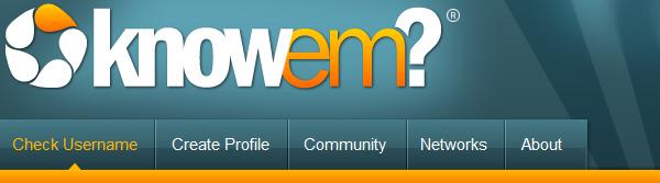 300 חשבונות ב-300 רשתות חברתיות - Knowem