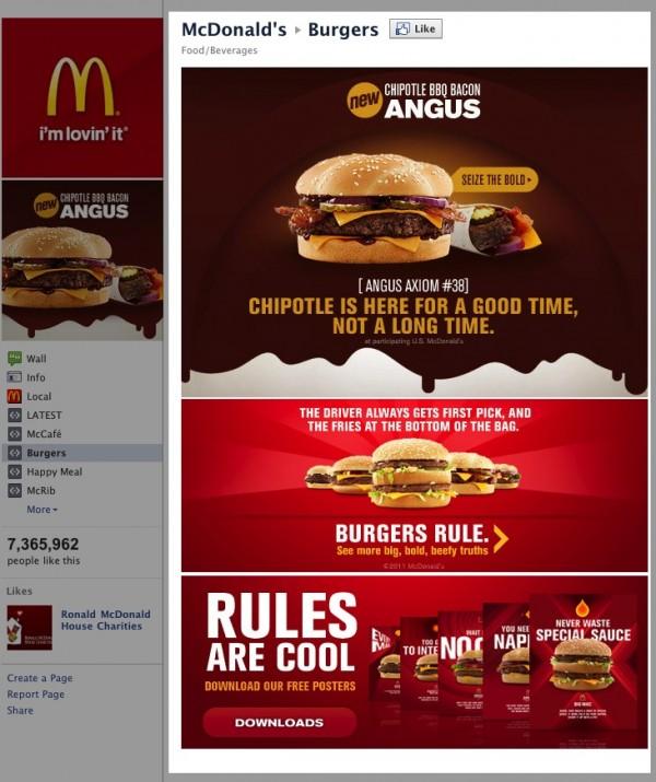 McDonald's | Facebook