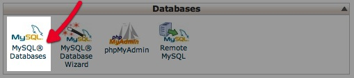 MySql Database In Cpanel