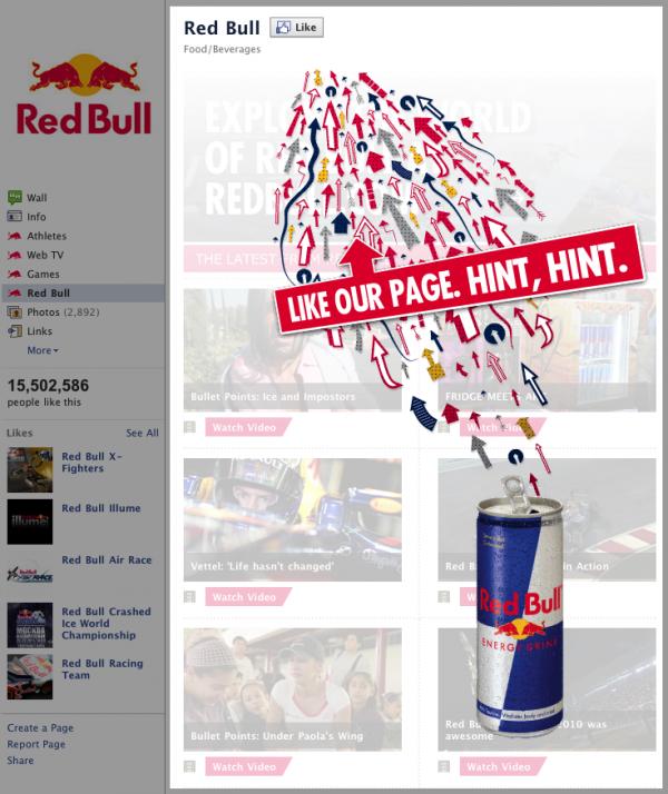 Red Bull | Facebook