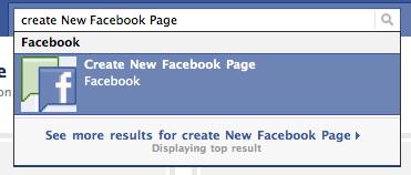 איך פותחים דף בפייסבוק