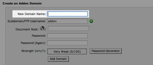 addon-domain-cpanel